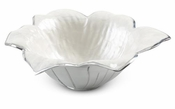 "Julia Knight Lily 11"" Bowl Snow"