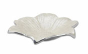 "Julia Knight Lily 12"" Shallow Bowl Snow"