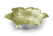 "Julia Knight Lily 15"" Bowl Kiwi"