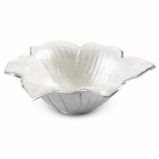 "Julia Knight Lily 20"" Bowl Snow"