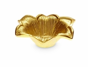 "Julia Knight Lily 4"" Bowl Gold"