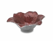 "Julia Knight Lily 4"" Bowl Pomegranate"