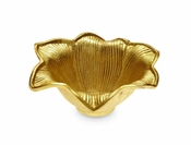 "Julia Knight Lily 8"" Bowl Gold"