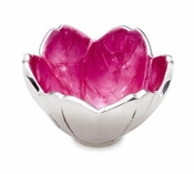 "Julia Knight Tulip 4"" Bowl Raspberry"