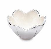 "Julia Knight Tulip 4"" Bowl Snow"