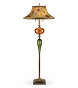 Kinzig Design James Floor Lamp with Freddy Shade - FREE SHIPPING