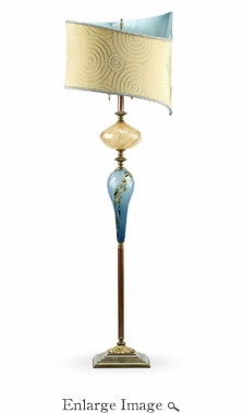 Kinzig Design Troy Floor Lamp - FREE SHIPPING
