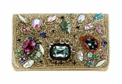Mary Frances All That Pizazz - Card Holder - CLOSEOUT