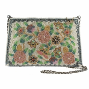 Mary Frances Barefoot In The Garden Handbag