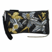 Mary Frances Beauty in Nature  Embellished Bag