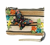 Mary Frances Butterfly Fantasy Mini Bag