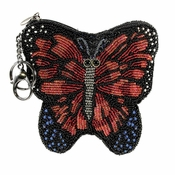 Mary Frances Butterfly Kisses Coin Purse - Shipping January 2018