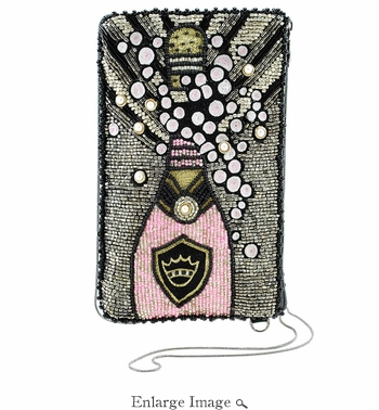 Mary Frances Come to the Party Crossbody Bag