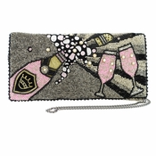 Mary Frances Come to the Party Embellished Bag