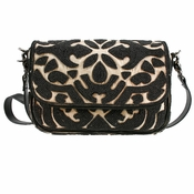 Mary Frances Fiji Black Handbag