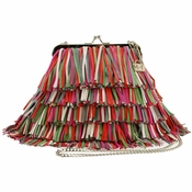 Mary Frances Fringed Out, Multi Bag