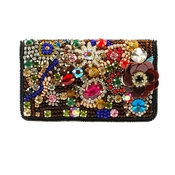 Mary Frances Gem Collection Card Holder