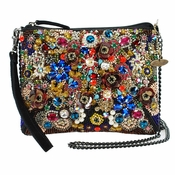 Mary Frances Gem Collection Embellished Bag