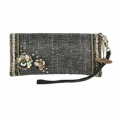 Mary Frances Lucca Wristlet