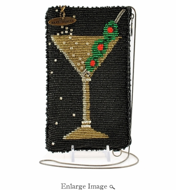 Mary Frances Martini Crossbody Bag