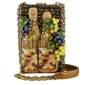 Mary Frances Napa Valley Embellished Bag