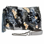 Mary Frances No Fear Mini Bag