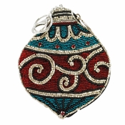 Mary Frances Ornament Collection Coin Purse