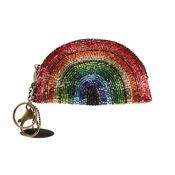 Sold Out - Mary Frances Over The Rainbow Coin Purse
