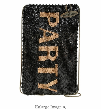 Mary Frances Party Crossbody Bag