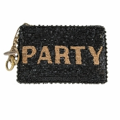 Mary Frances Party Coin Purse