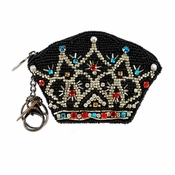 Mary Frances Queen Coin Purse - Shipping January 2018