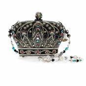 Mary Frances Regal Embellished Bag