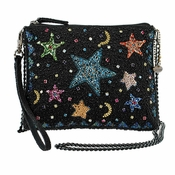 Mary Frances Shooting Stars, Multi Mini Bag