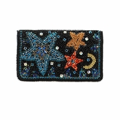 Mary Frances Shooting Stars Multi Card Holder