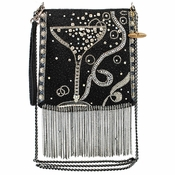 Mary Frances Touch of Bubbly Embellished Bag