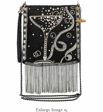 Mary Frances Touch of Bubbly Embellished Bag - SPECIAL OFFER