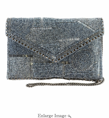 Mary Frances Victory, Silver Bag