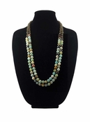 MGEMS Long Audrey Wrap Necklace