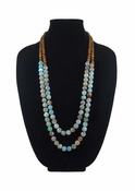 MGEMS Marilyn Double Strand Necklace