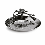 SOLD OUT - Michael Aram Black Orchid Round Trinket Tray