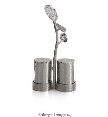 Michael Aram Botanical Leaf Salt & Pepper Set