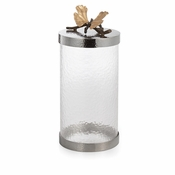 Michael Aram Butterfly Ginkgo Canister Large