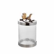 Michael Aram Butterfly Ginkgo Canister Small
