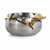 Michael Aram Butterfly Ginkgo Serving Bow