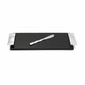 Michael Aram Ripple Effect Cheese Board w/ Knife Small