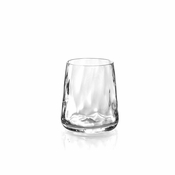 Michael Aram Ripple Effect Double Old Fashion (Set of 4)