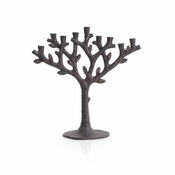 Michael Aram Tree of Life Menorah Oxidized