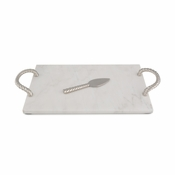 Michael Aram Twist Cheese Board w/ Spreader