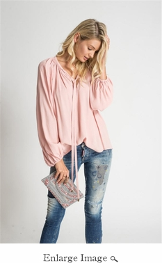 Muche et Muchette Michael Top - Blush