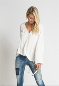 Muche et Muchette Michael Top - White